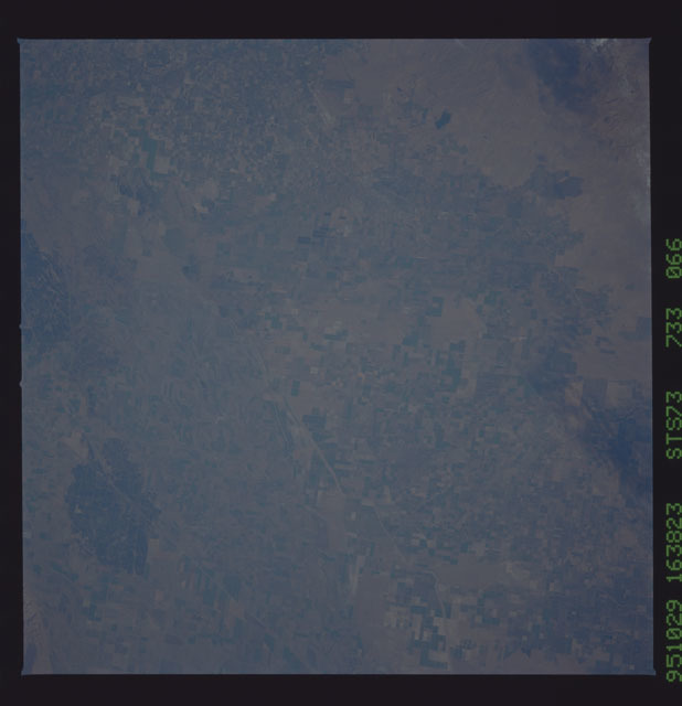 STS073-733-066 - STS-073 - Earth observations taken from shuttle orbiter Columbia