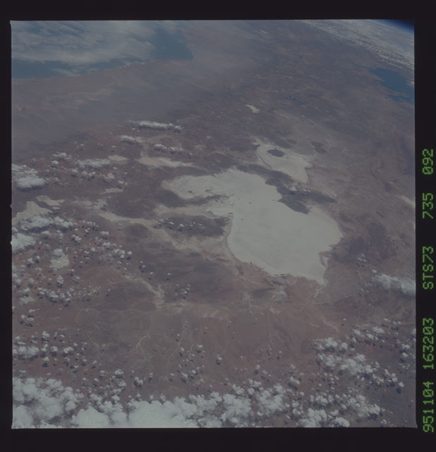 STS073-735-092 - STS-073 - Earth observations taken from shuttle orbiter Columbia