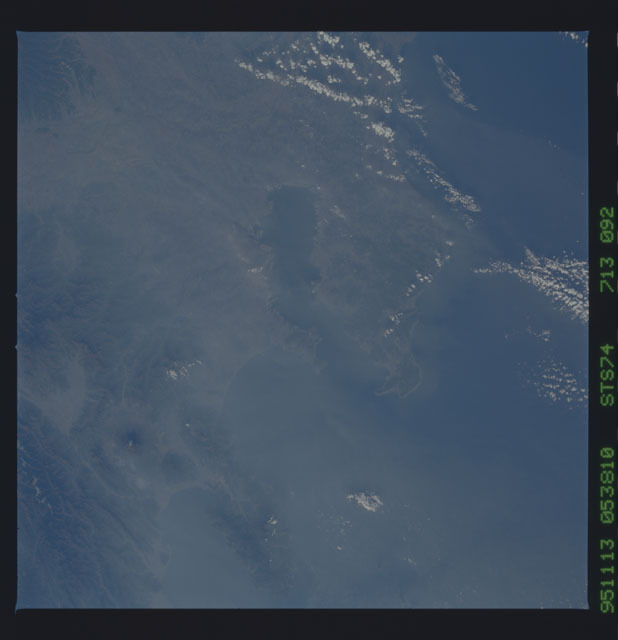 STS074-713-092 - STS-074 - Earth observations taken during STS-74 mission