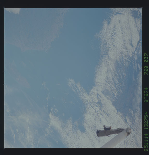 STS074-720-037 - STS-074 - Earth observations taken during STS-74 mission