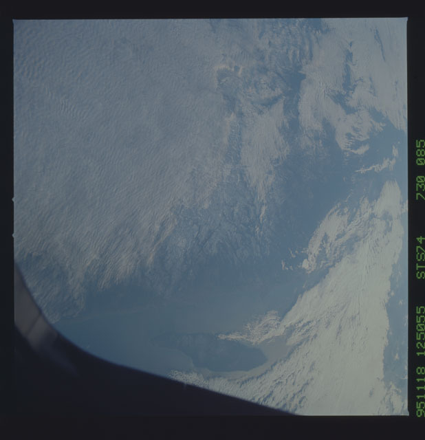 STS074-730-085 - STS-074 - Earth observations taken during the STS-74 mission