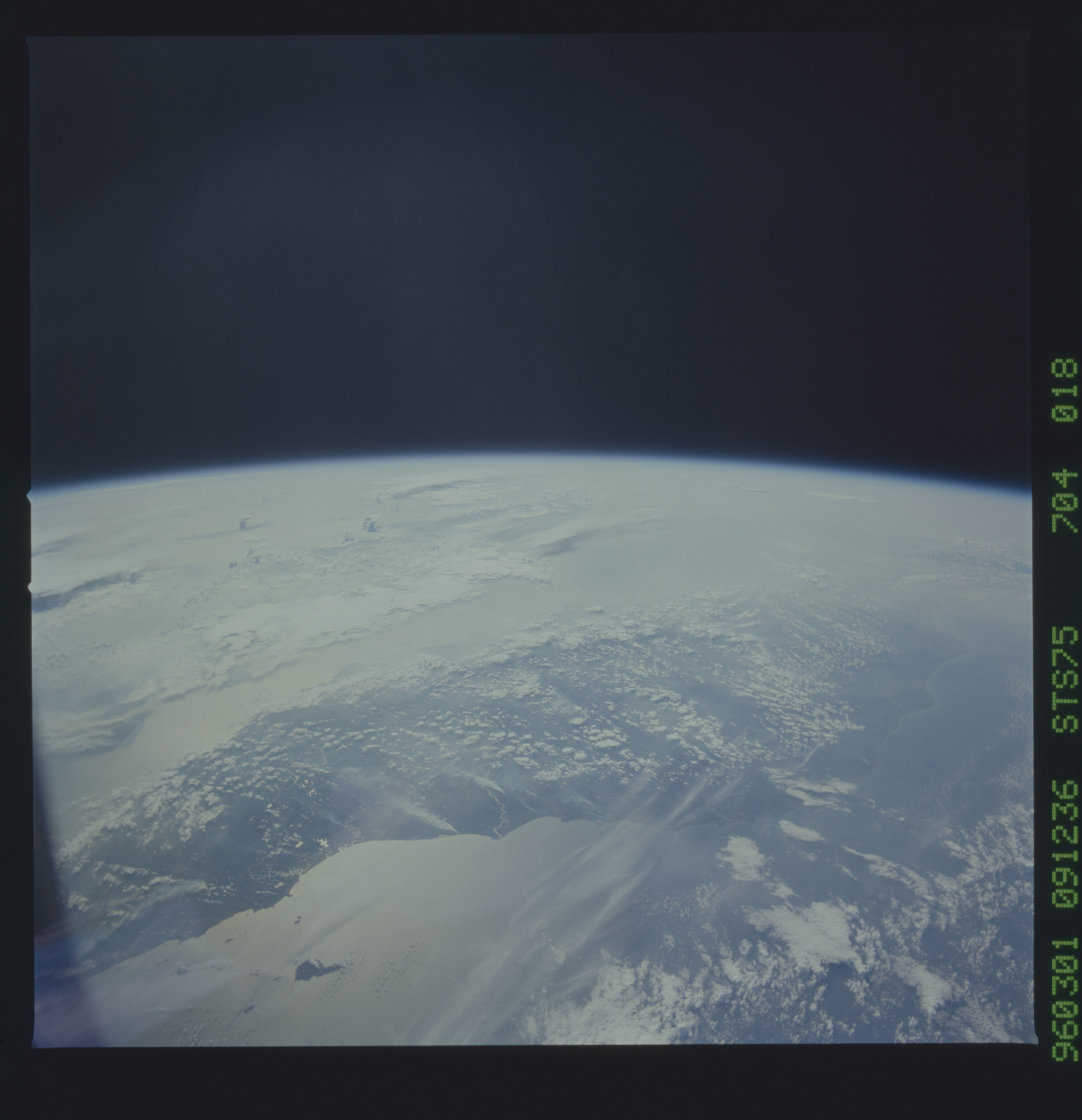 STS075-704-018 - STS-075 - Earth observations taken during STS-75 mission