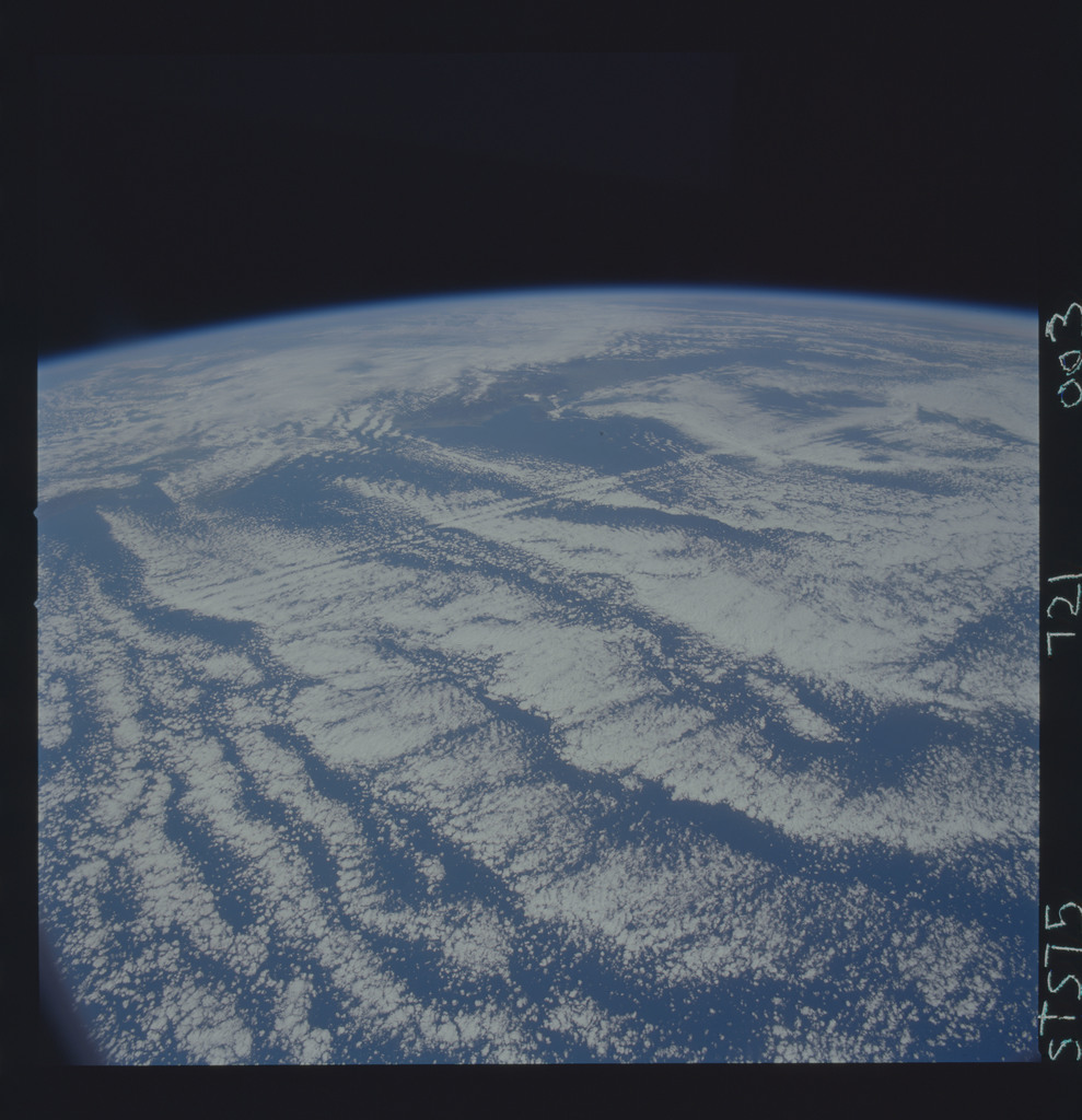 STS075-721-003 - STS-075 - Earth observations taken during STS-75