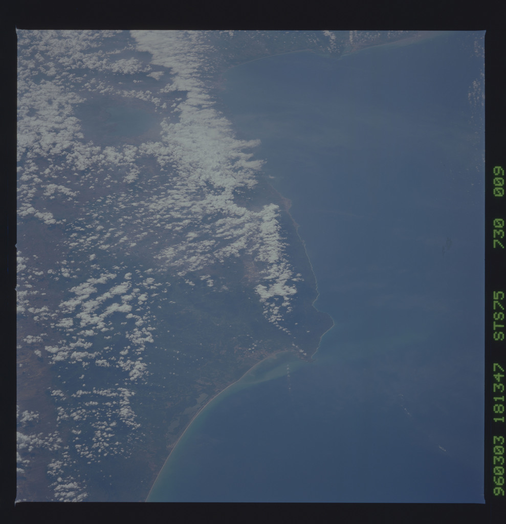 STS075-730-009 - STS-075 - Earth observations taken during STS-75 mission