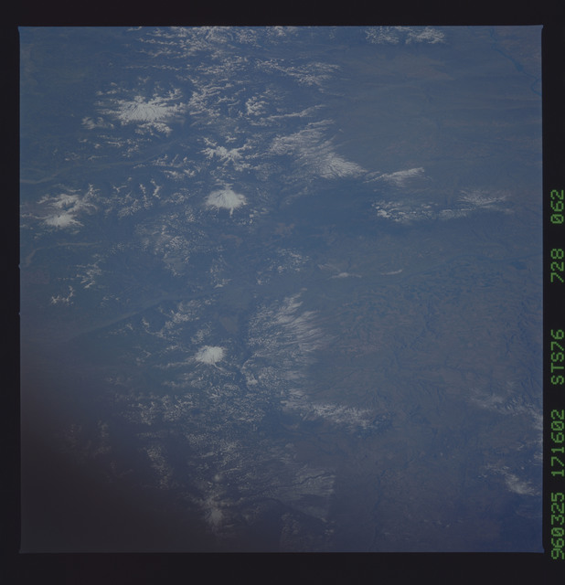 STS076-728-062 - STS-076 - Earth observations taken from shuttle orbiter Atlantis during STS-76 mission