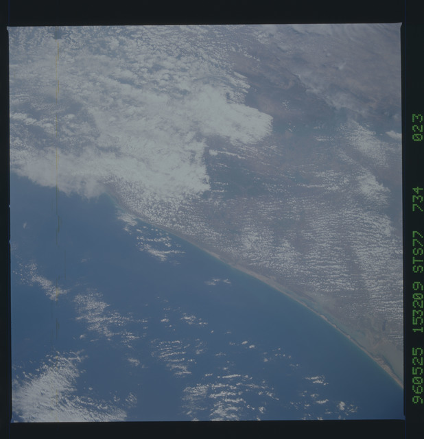 STS077-734-023 - STS-077 - Earth observations taken during the STS-77 mission