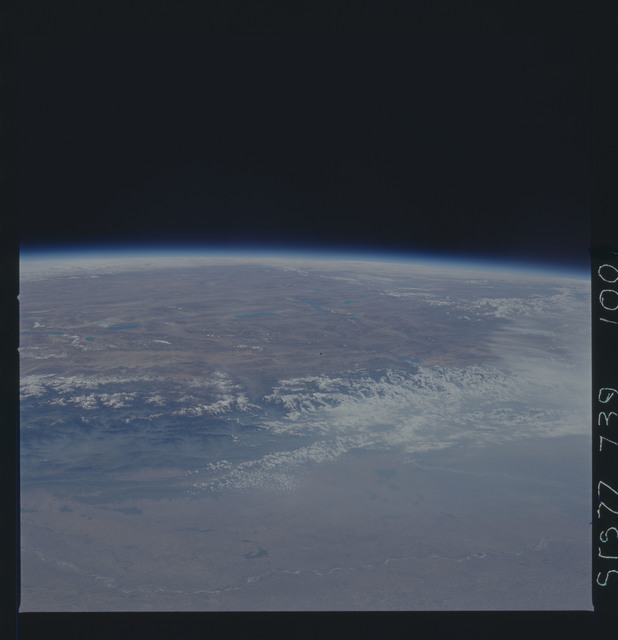 STS077-739-100 - STS-077 - Earth observations taken during the STS-77 mission