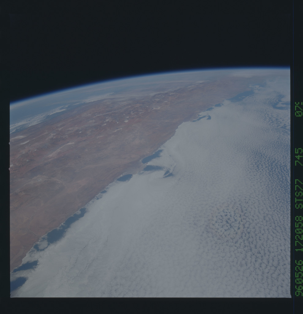 STS077-745-079 - STS-077 - Earth observations taken during the STS-77 mission