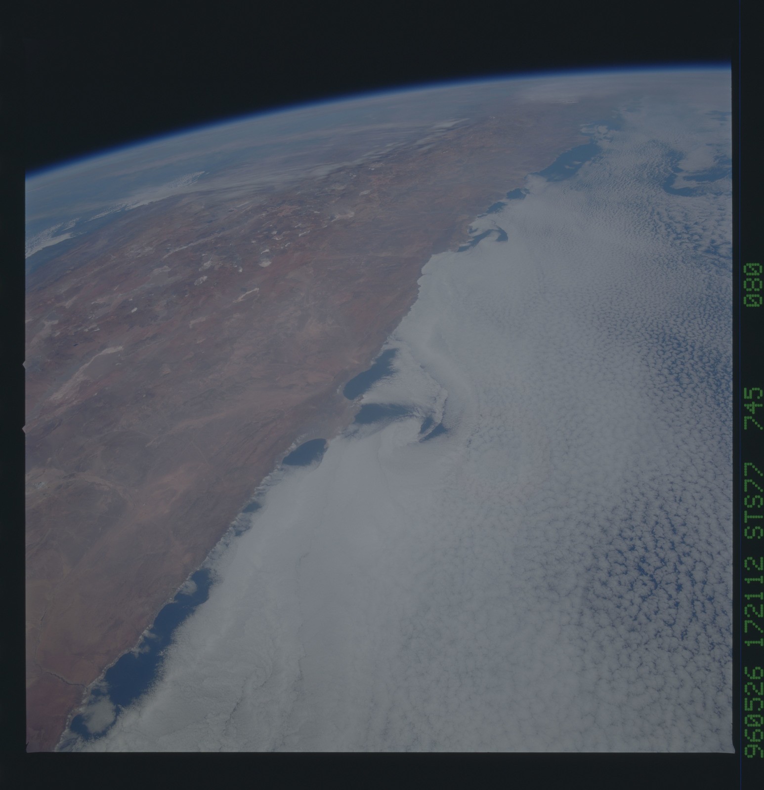 STS077-745-080 - STS-077 - Earth observations taken during the STS-77 mission