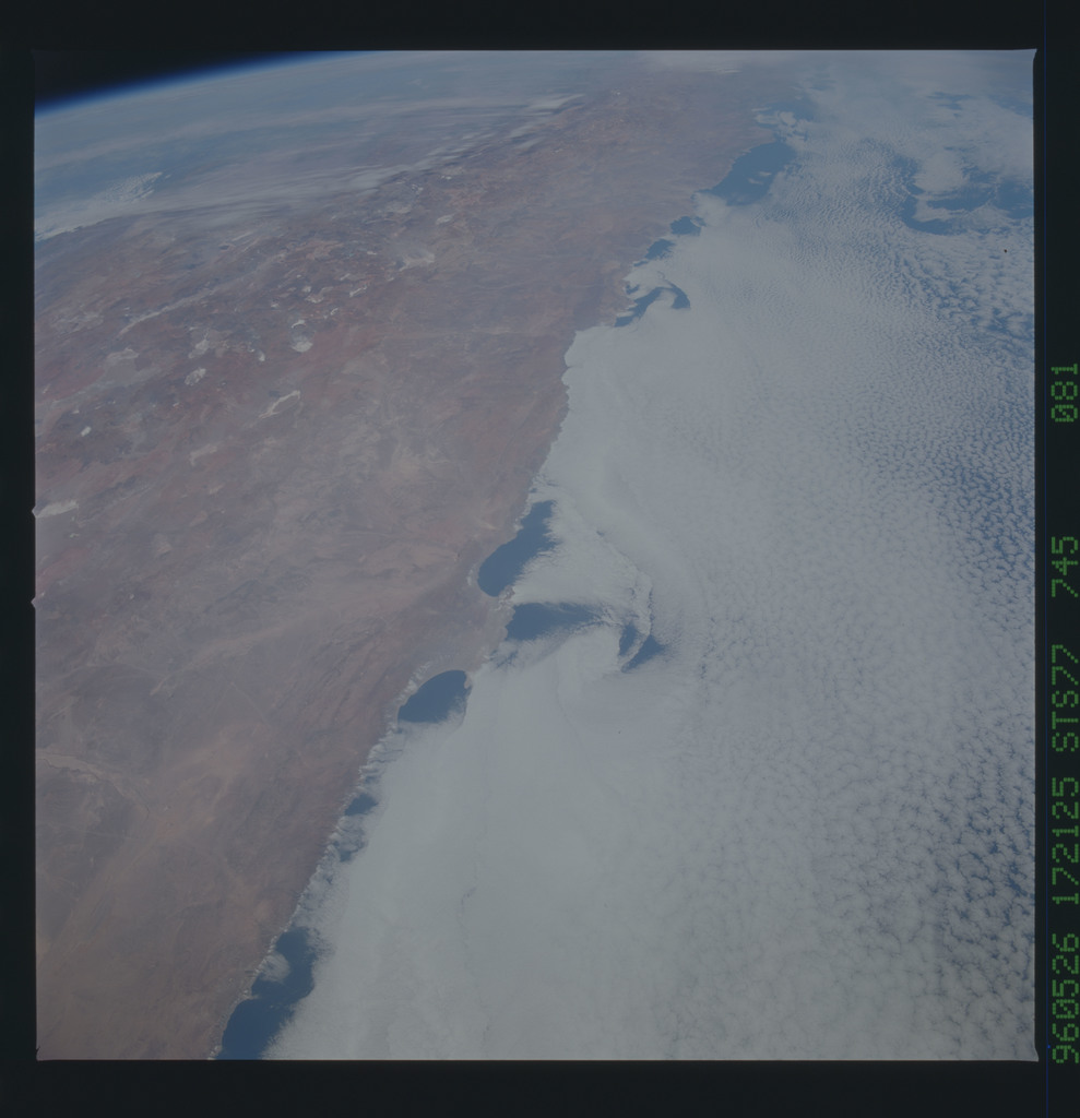STS077-745-081 - STS-077 - Earth observations taken during the STS-77 mission