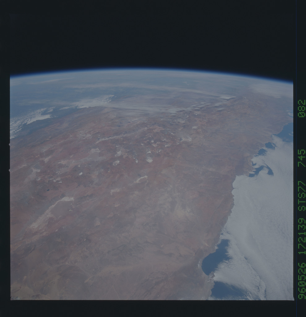 STS077-745-082 - STS-077 - Earth observations taken during the STS-77 mission