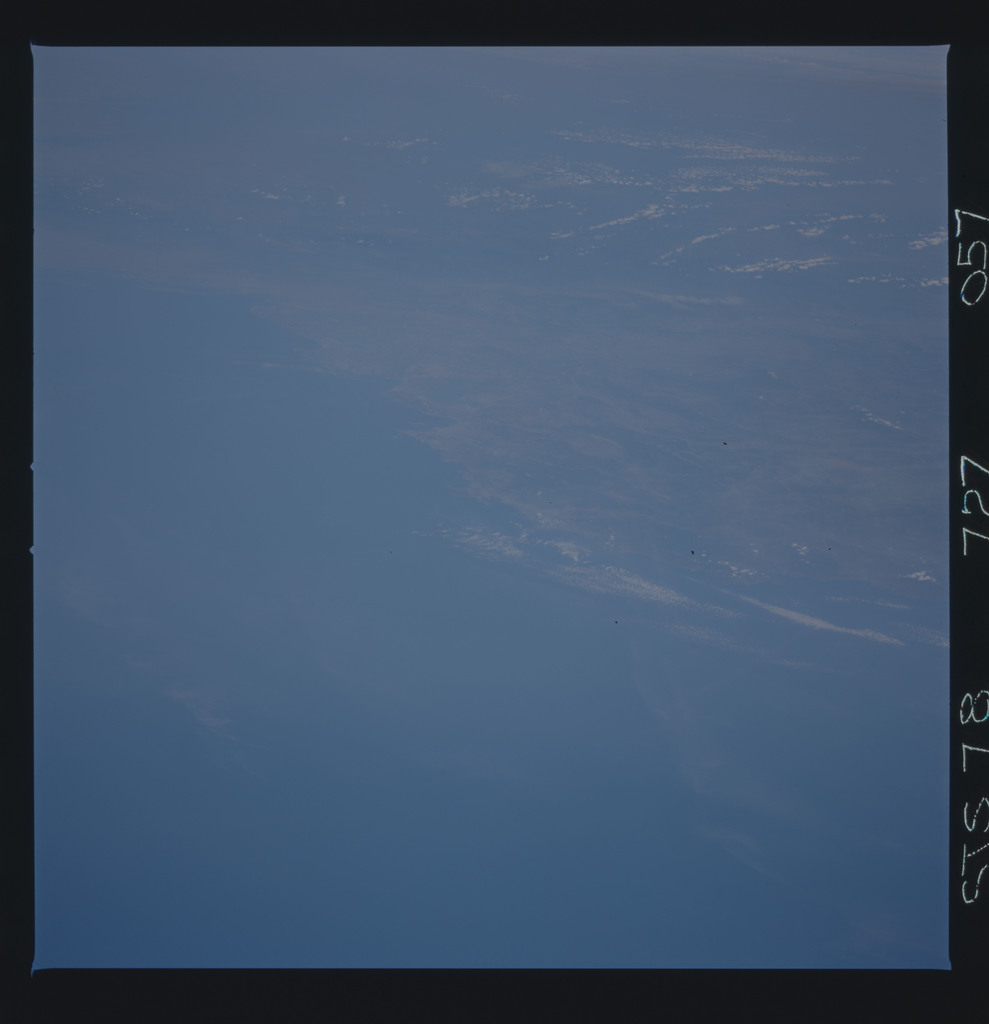STS078-727-057 - STS-078 - Earth observations taken from Space Shuttle Columbia during STS-78 mission