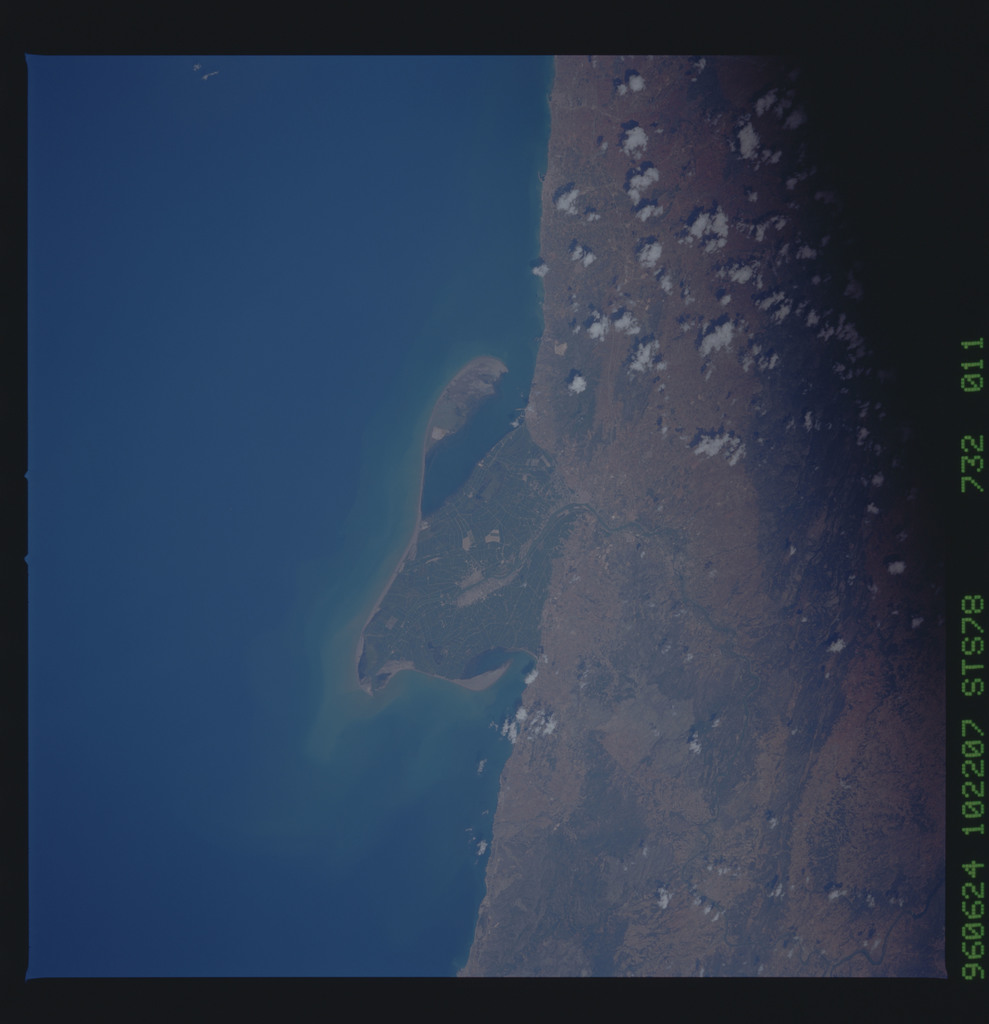 STS078-732-011 - STS-078 - Earth observations taken from Space Shuttle Columbia during STS-78 mission