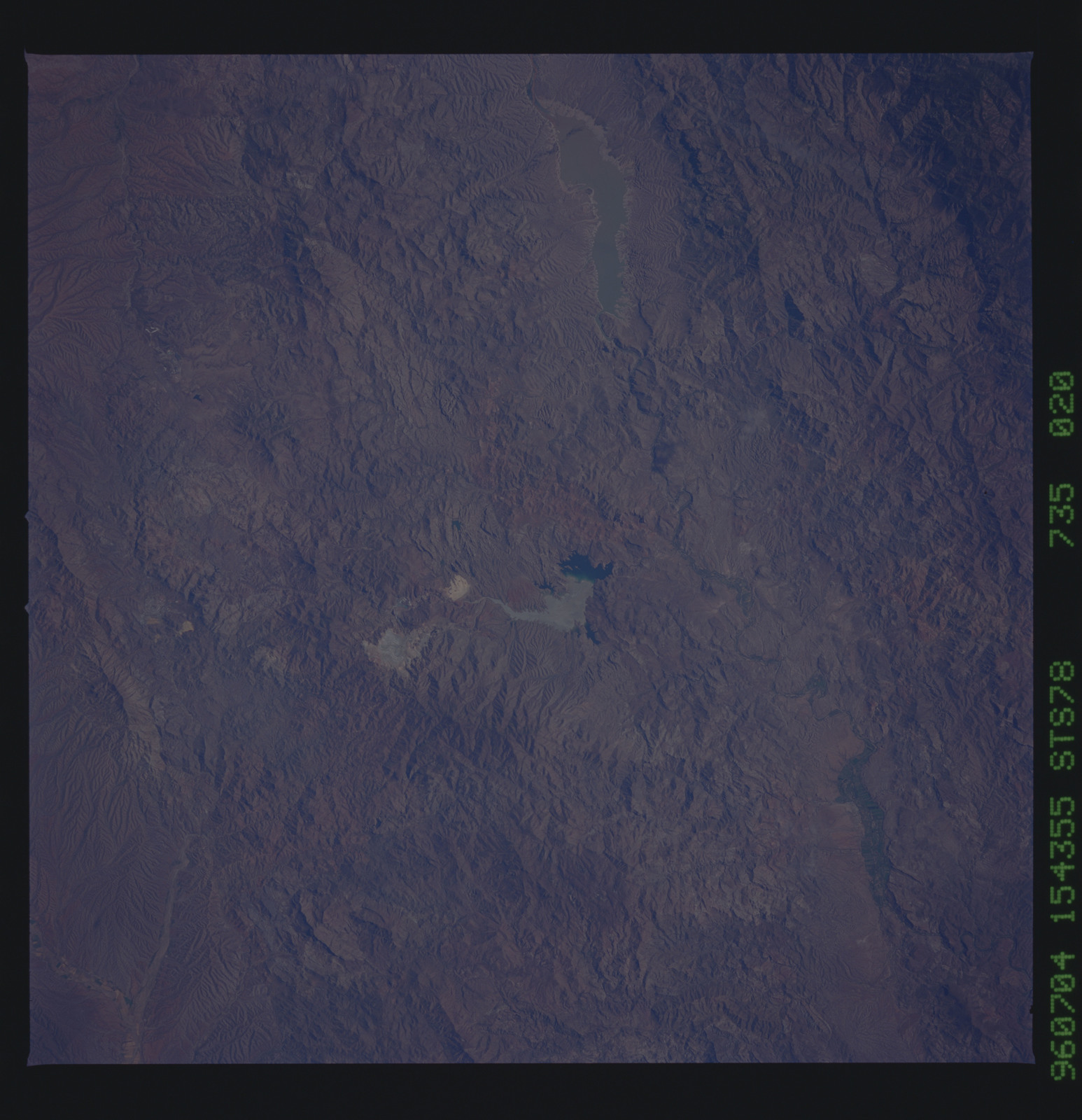 STS078-735-020 - STS-078 - Earth observations taken from Space Shuttle Columbia during STS-78 mission