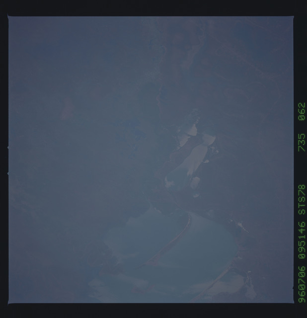 STS078-735-062 - STS-078 - Earth observations taken from Space Shuttle Columbia during STS-78 mission