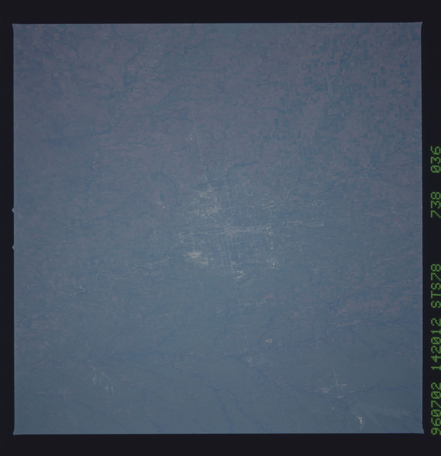 STS078-738-036 - STS-078 - Earth observations taken from Space Shuttle Columbia during STS-78 mission