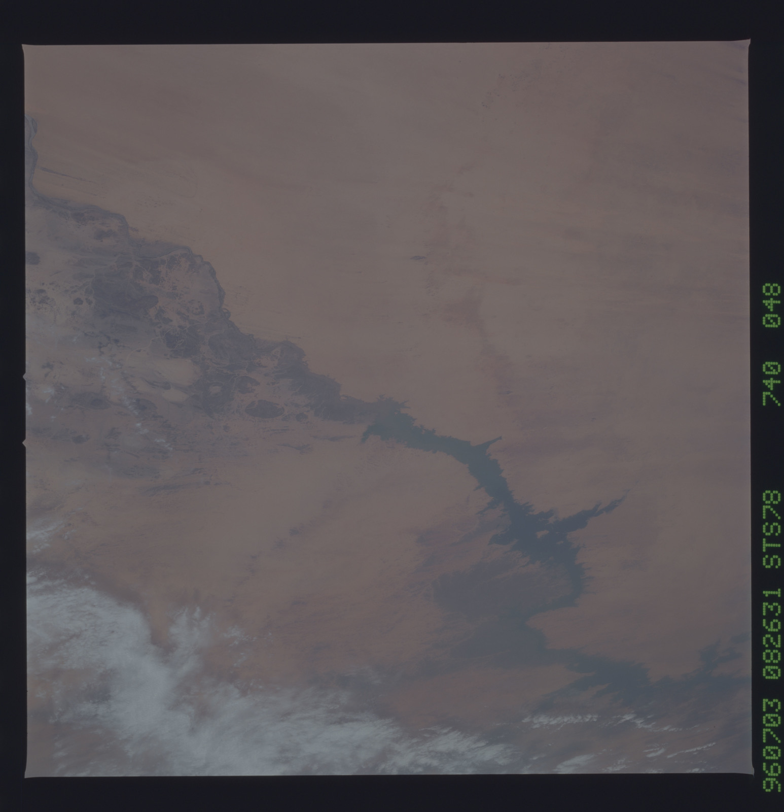 STS078-740-048 - STS-078 - Earth observations taken from Space Shuttle Columbia during STS-78 mission