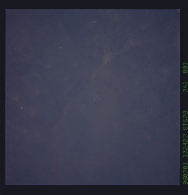STS078-741-001 - STS-078 - Earth observations taken from Space Shuttle Columbia during STS-78 mission