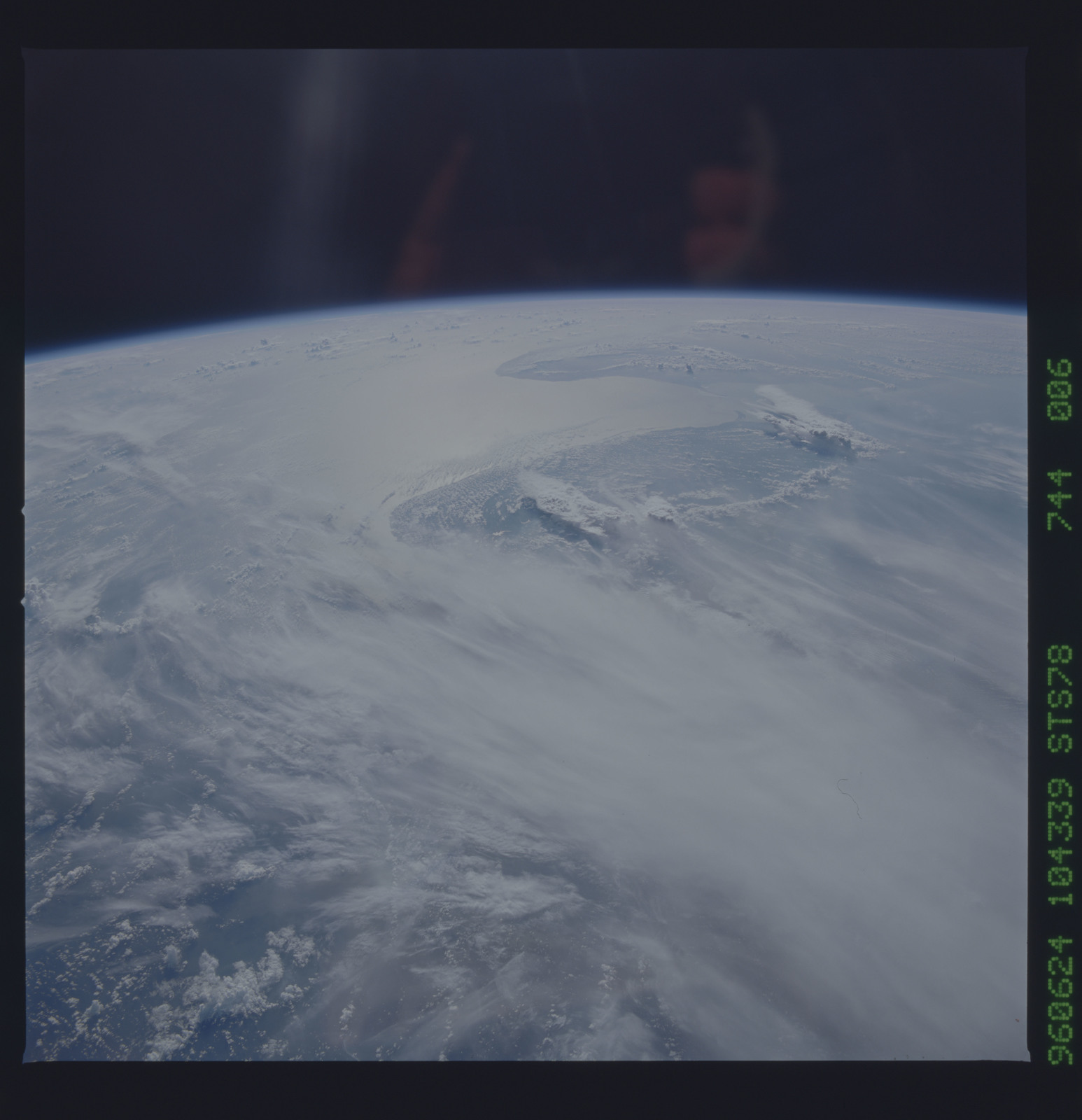 STS078-744-006 - STS-078 - Earth observations taken from Space Shuttle Columbia during STS-78 mission