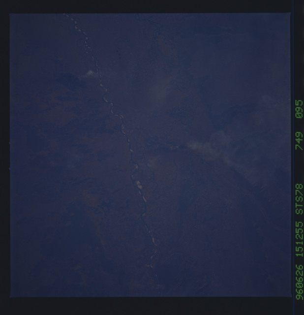 STS078-749-095 - STS-078 - Earth observations taken from Space Shuttle Columbia during STS-78 mission