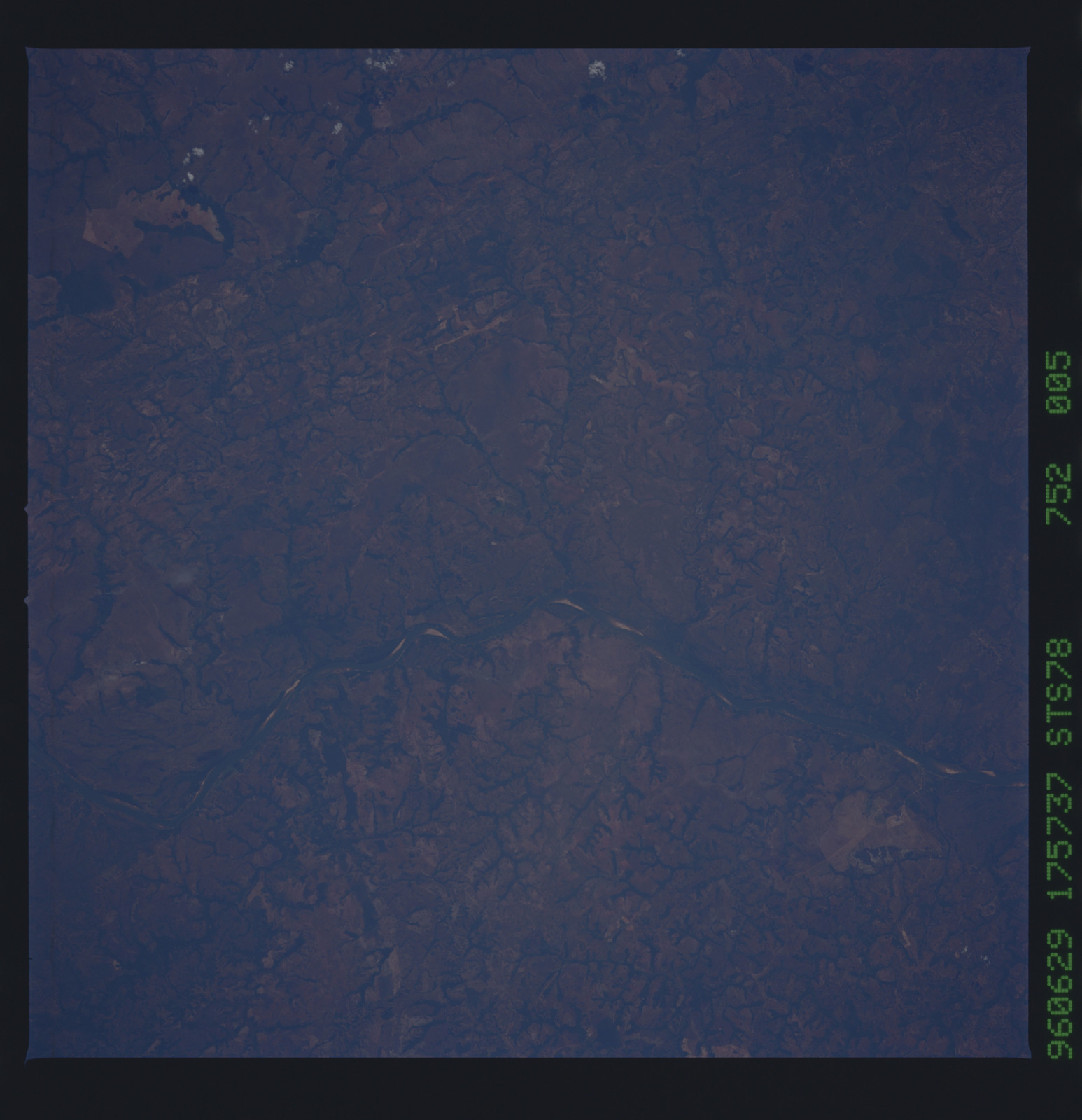 STS078-752-005 - STS-078 - Earth observations taken from Space Shuttle Columbia during STS-78 mission