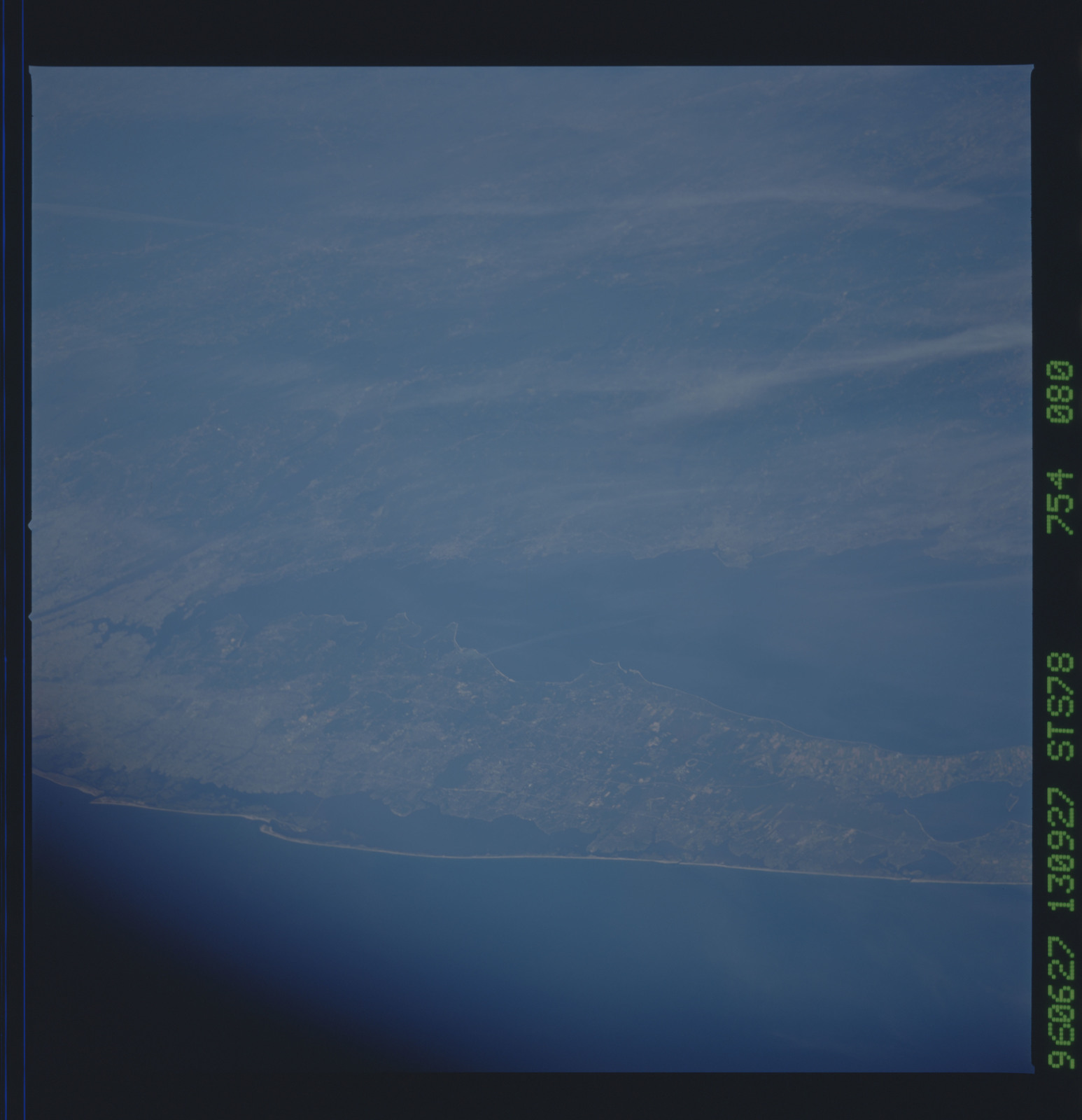 STS078-754-080 - STS-078 - Earth observations taken from Space Shuttle Columbia during STS-78 mission