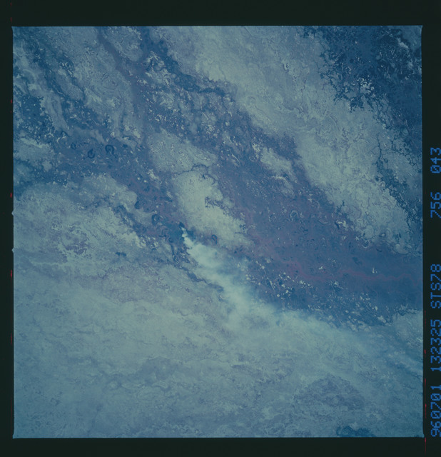 STS078-756-043 - STS-078 - Earth observations taken from Space Shuttle Columbia during STS-78 mission