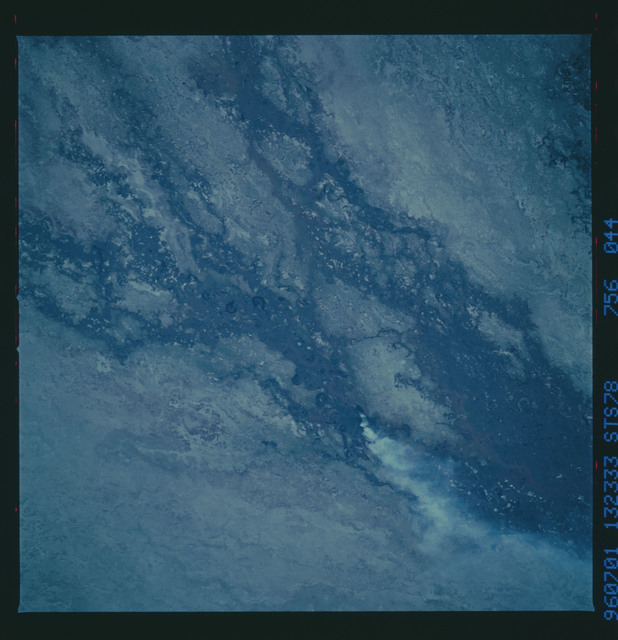STS078-756-044 - STS-078 - Earth observations taken from Space Shuttle Columbia during STS-78 mission