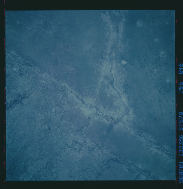 STS078-756-046 - STS-078 - Earth observations taken from Space Shuttle Columbia during STS-78 mission