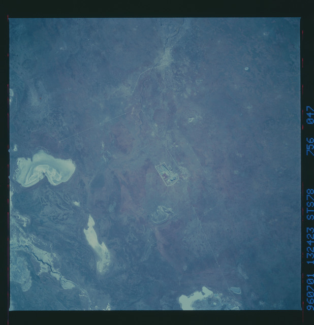 STS078-756-047 - STS-078 - Earth observations taken from Space Shuttle Columbia during STS-78 mission