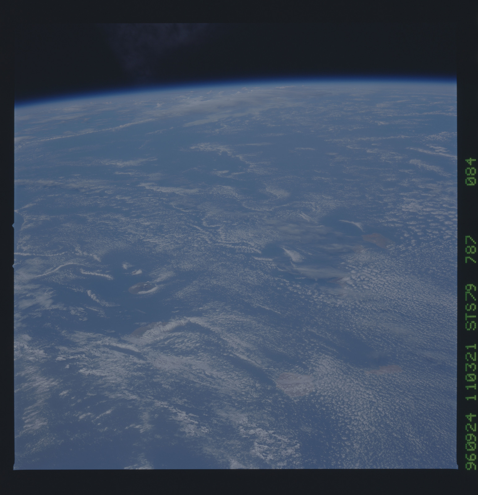 STS079-787-084 - STS-079 - Earth observations taken during STS-79 mission