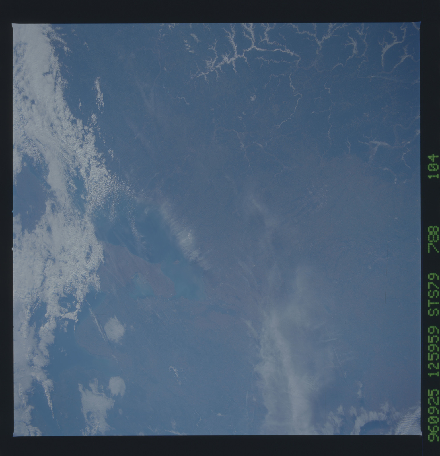 STS079-788-104 - STS-079 - Earth observations taken during STS-79 mission