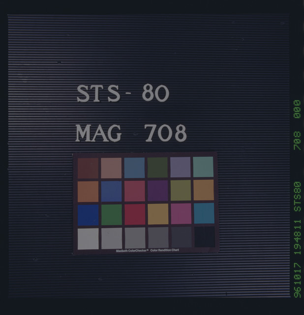 STS080-708-000 - STS-080