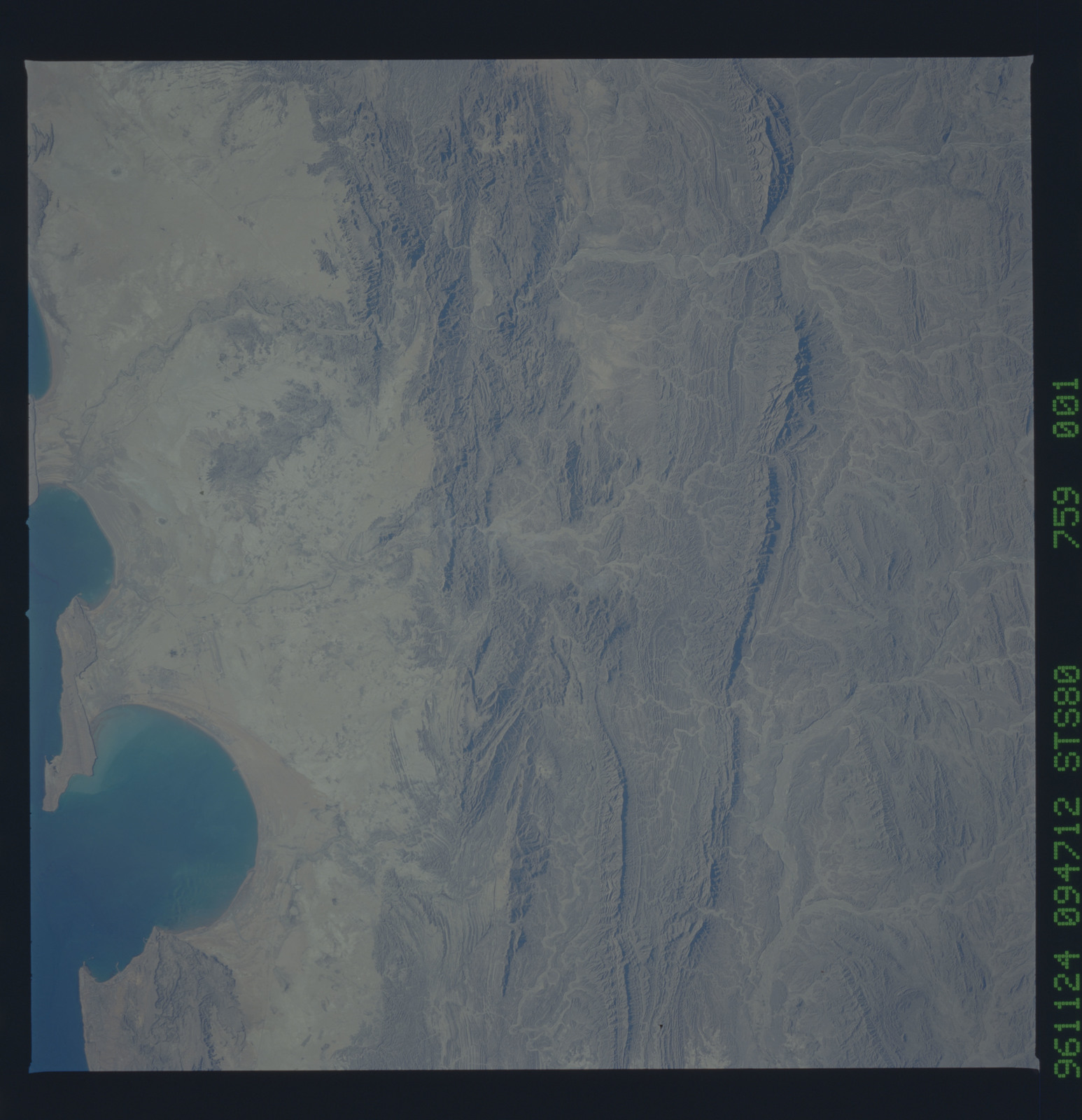 STS080-759-001 - STS-080 - Earth observations taken from Space Shuttle Columbia during STS-80 mission