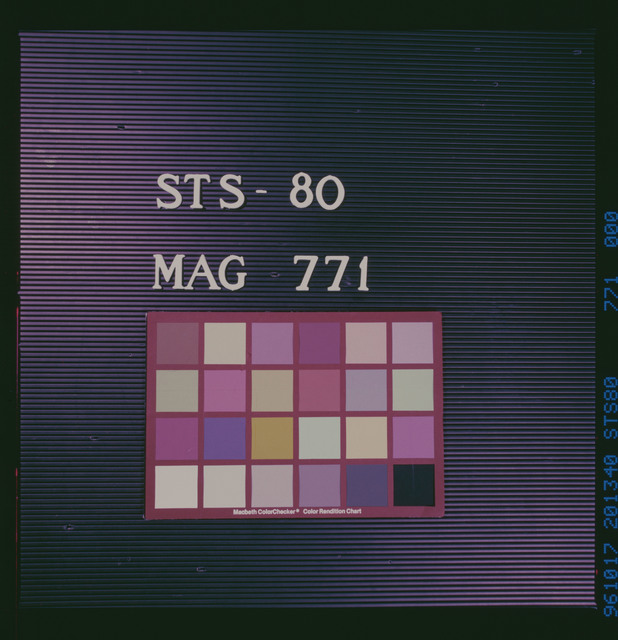 STS080-771-000 - STS-080