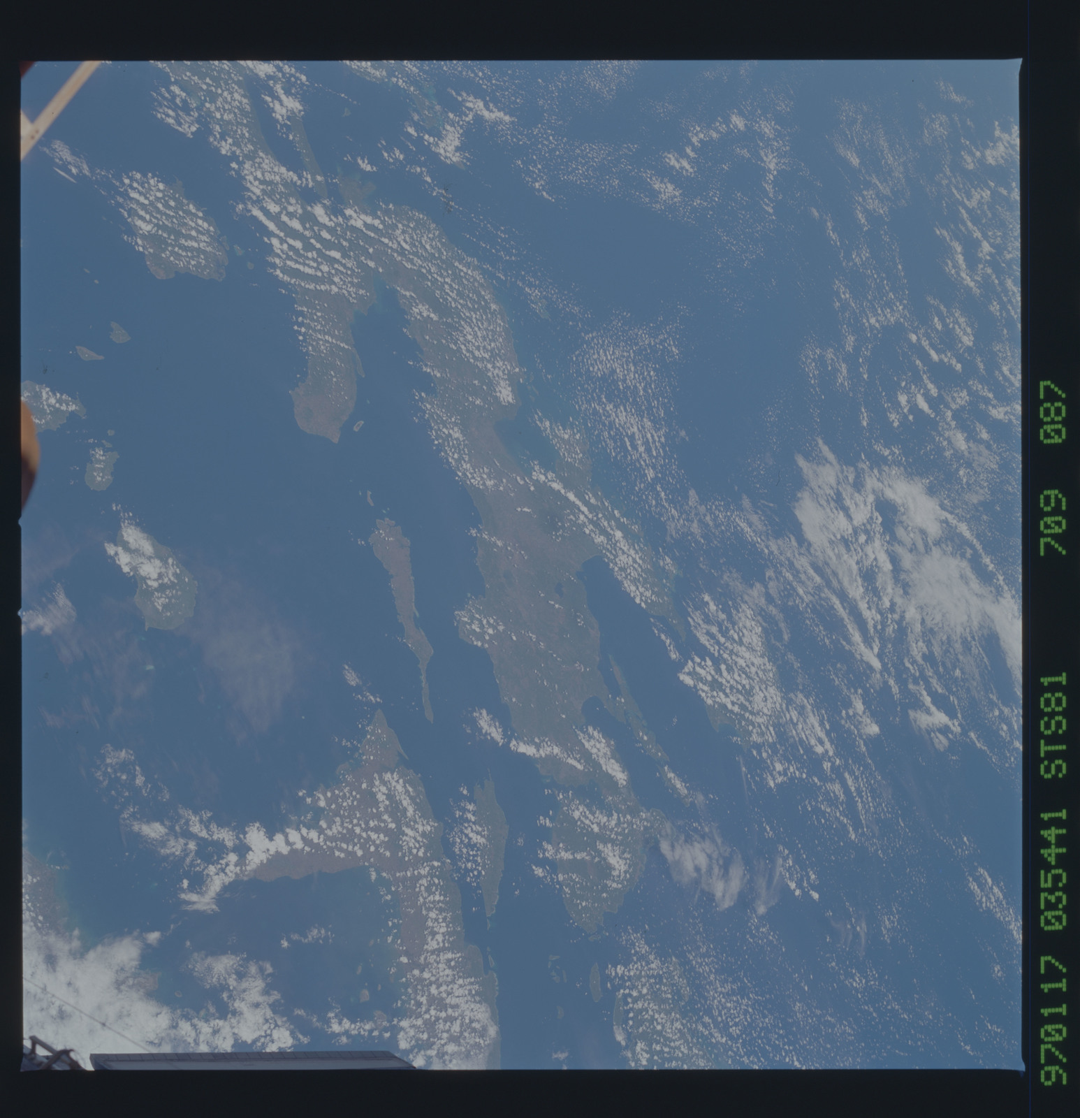 STS081-709-087 - STS-081 - Earth observations taken during STS-81 mission