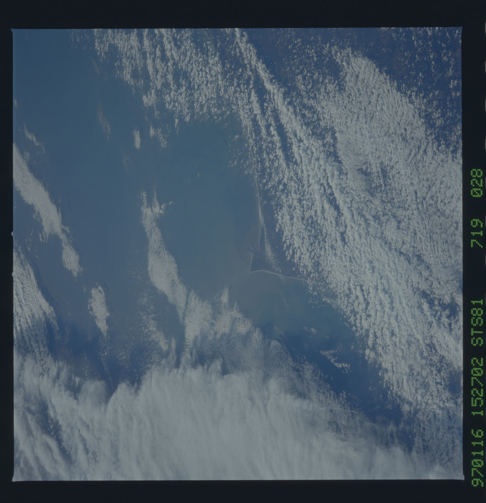 STS081-719-028 - STS-081 - Earth observations taken during STS-81 mission
