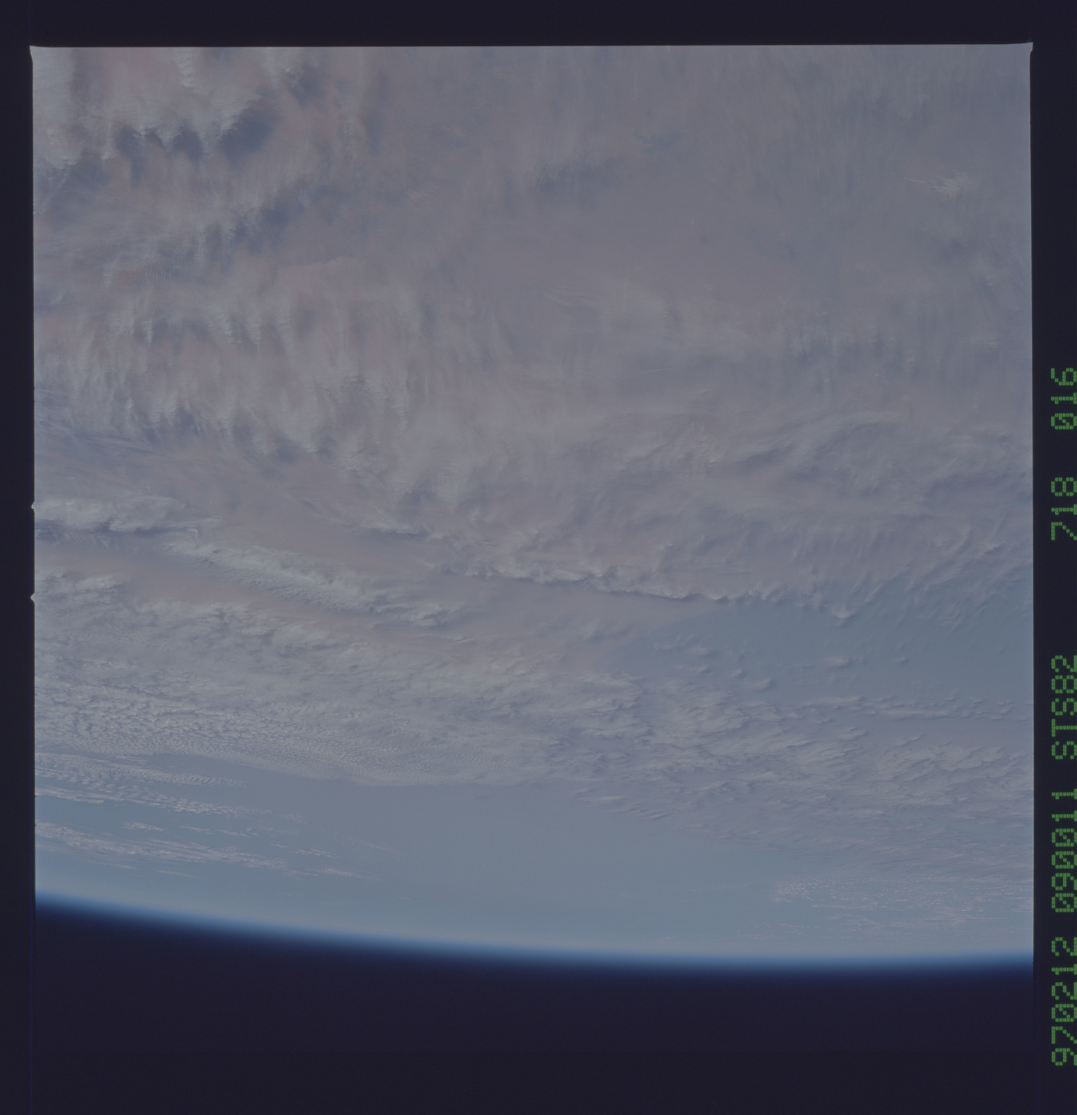 STS082-718-016 - STS-082 - Earth observations taken from shuttle orbiter Discovery during STS-82 mission