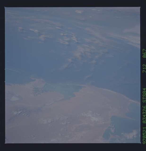 STS084-712-067 - STS-084 - Earth observations taken from shuttle orbiter Atlantis during STS-84 mission
