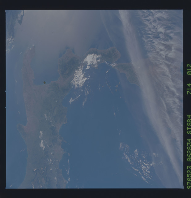 STS084-714-012 - STS-084 - Earth observations taken from shuttle Atlantis during STS-84 mission