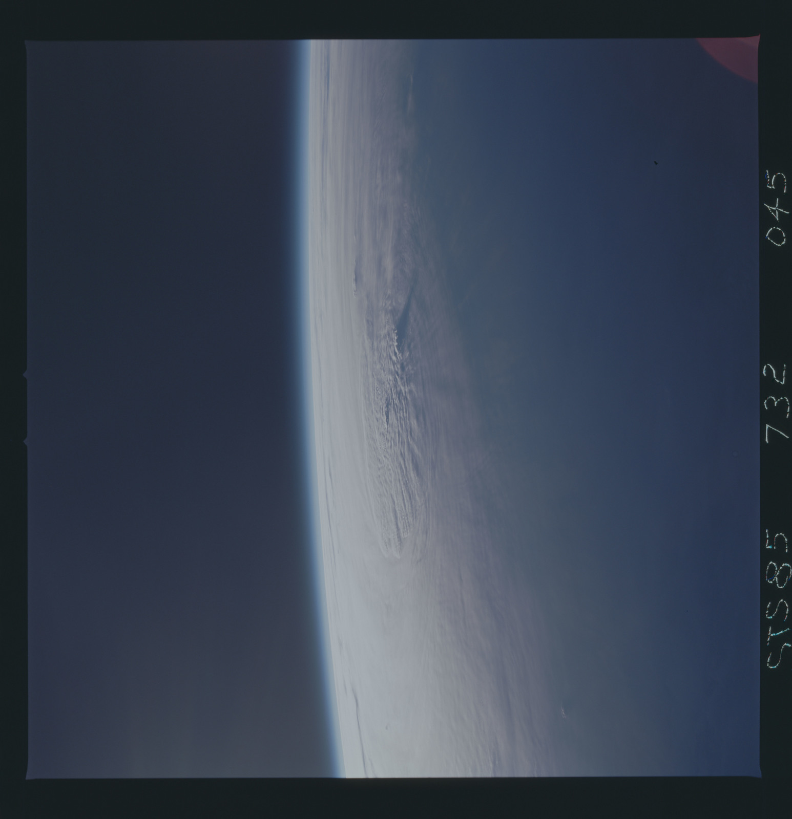 STS085-732-045 - STS-085 - Earth observations taken from orbiter Discovery during STS-85 mission