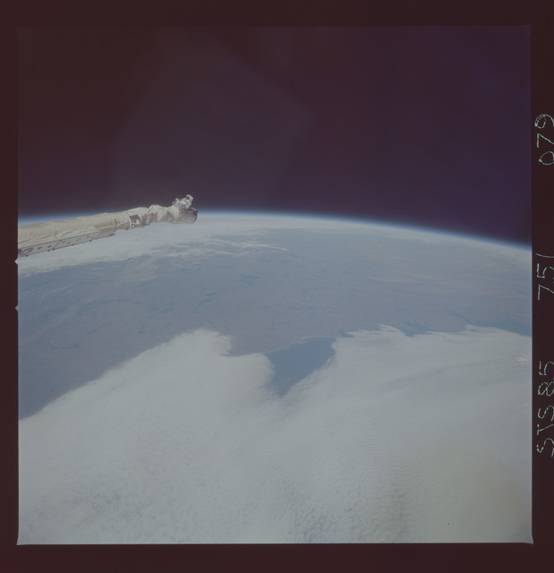 STS085-751-079 - STS-085 - Earth observations taken from orbiter Discovery during STS-85 mission