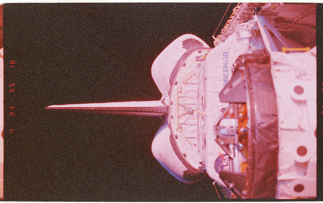 STS086-414-026 - STS-086 - Various views of the Orbiter Docking System (ODS)