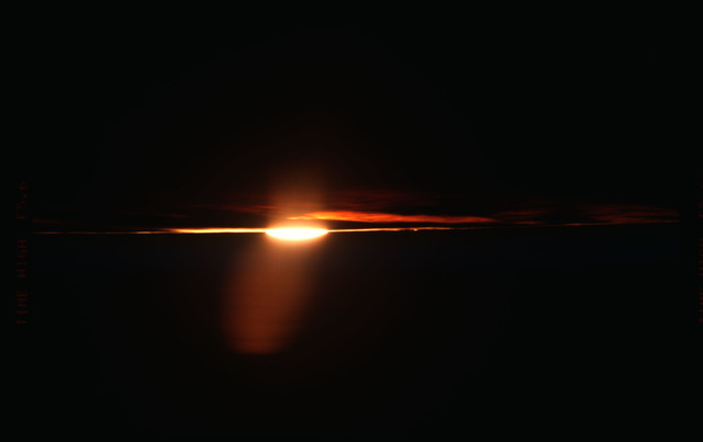 STS088-301-031 - STS-088 - Sunrise as seen during STS-88 mission