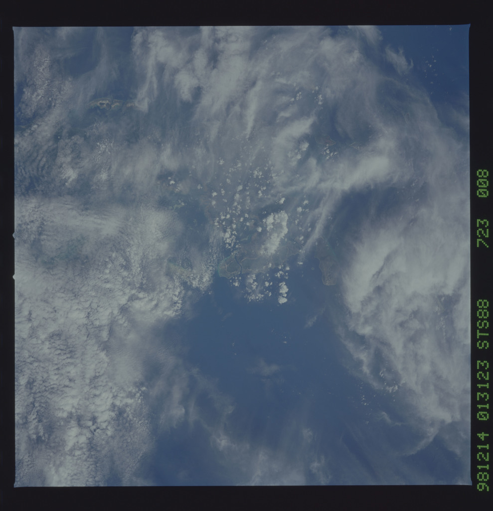 STS088-723-008 - STS-088 - Earth observation taken during the STS-88 mission