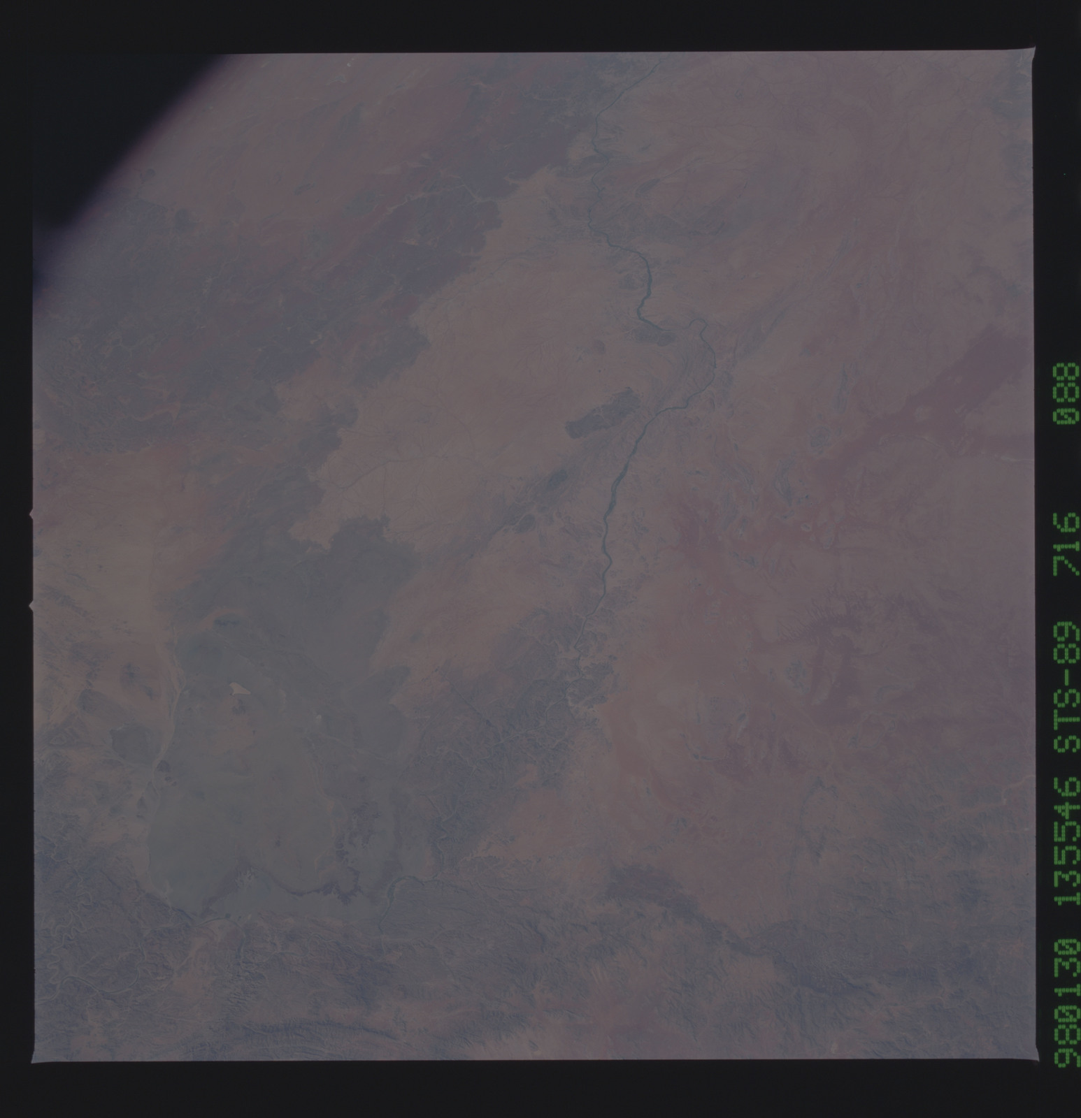 STS089-716-088 - STS-089 - Earth observations during STS-89