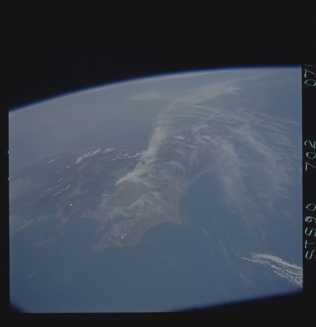 STS090-702-071 - STS-090 - Earth observations taken during STS-90 mission