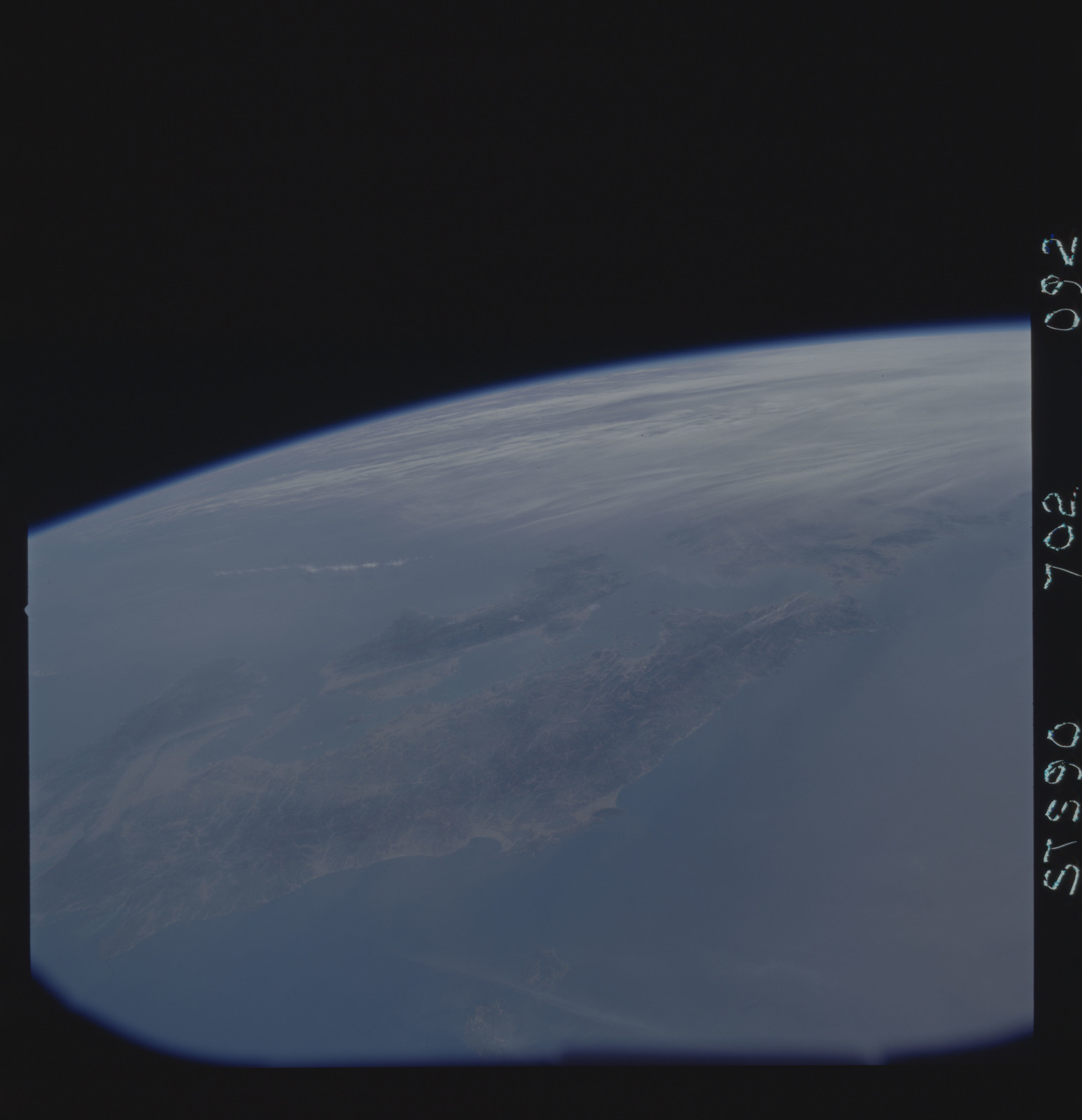 STS090-702-092 - STS-090 - Earth observations taken during STS-90 mission