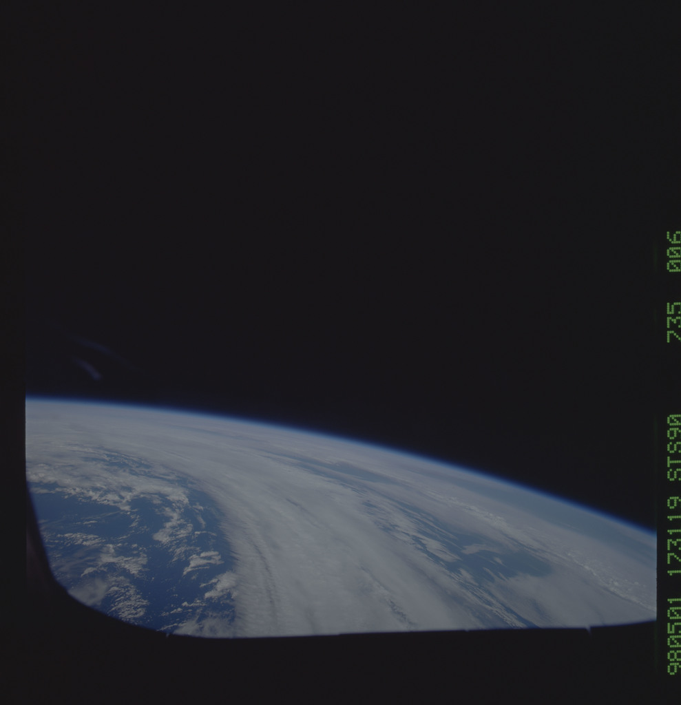 STS090-735-006 - STS-090 - Earth observations taken during STS-90 mission