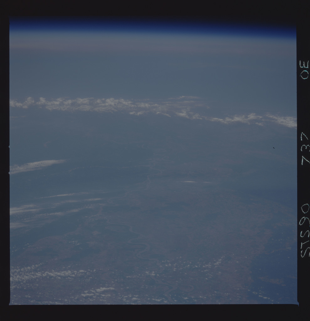 STS090-737-000E - STS-090 - Earth observations taken during STS-90 mission